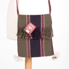 Leichte Tasche aus Bolivien - Chuspa Mediana