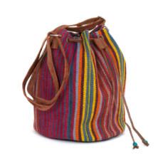 Beuteltasche aus Peru