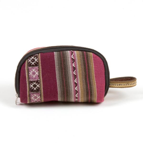 Mäppchen aus Bolivien - Handarbeit