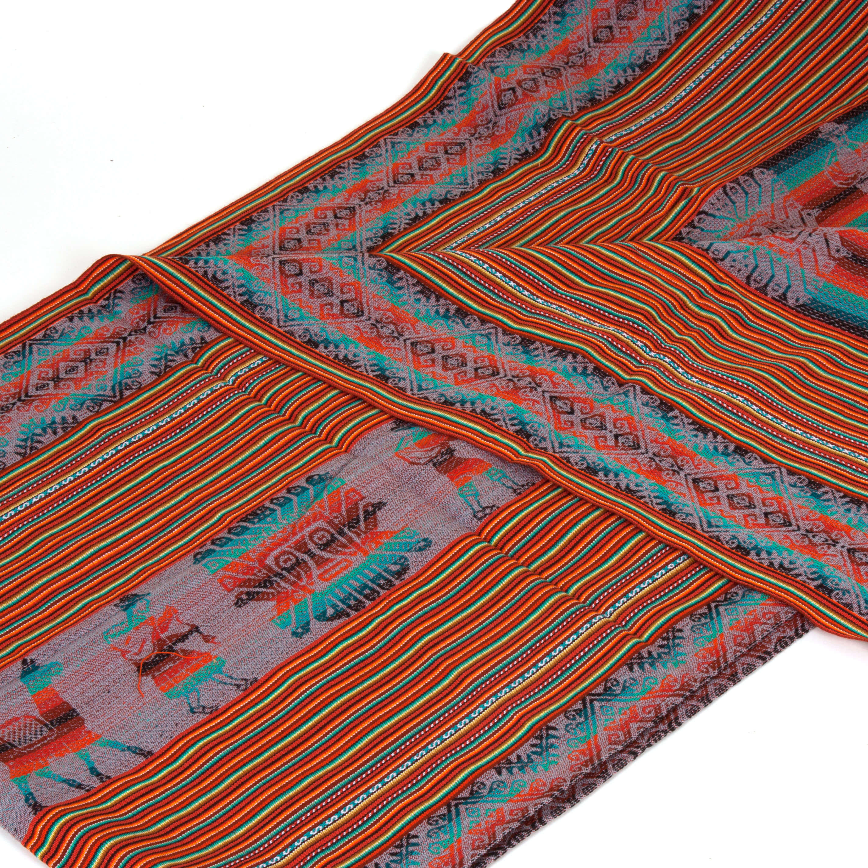 Große Decke aus Peru - Manta Punto