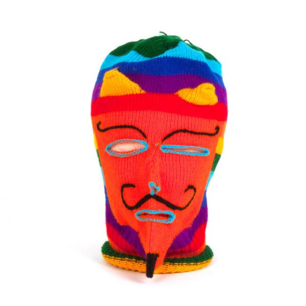 Maske Ukuko Peru orange