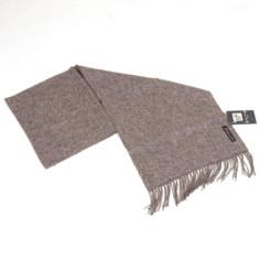 Schal aus Baby Alpaka Wolle meliert