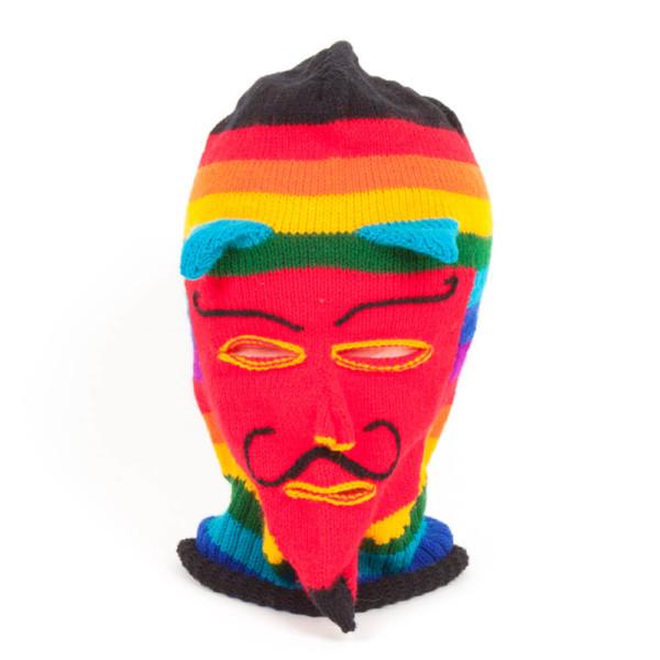 Ukuko Maske aus Peru