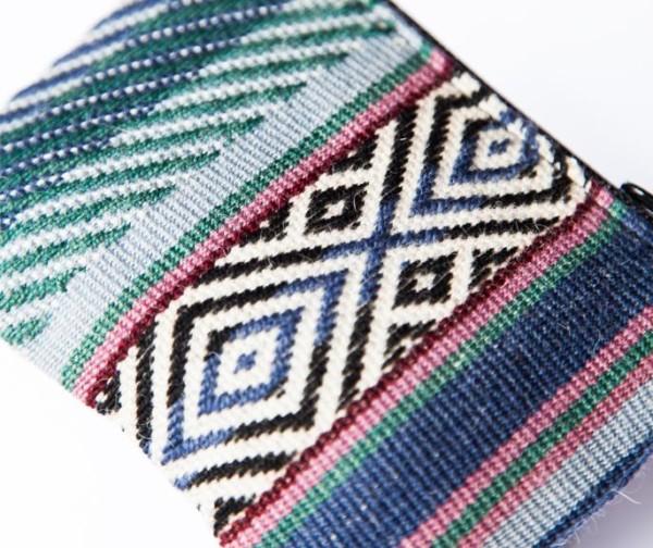 Wayra Geldbörse aus Peru - Wayra Earth