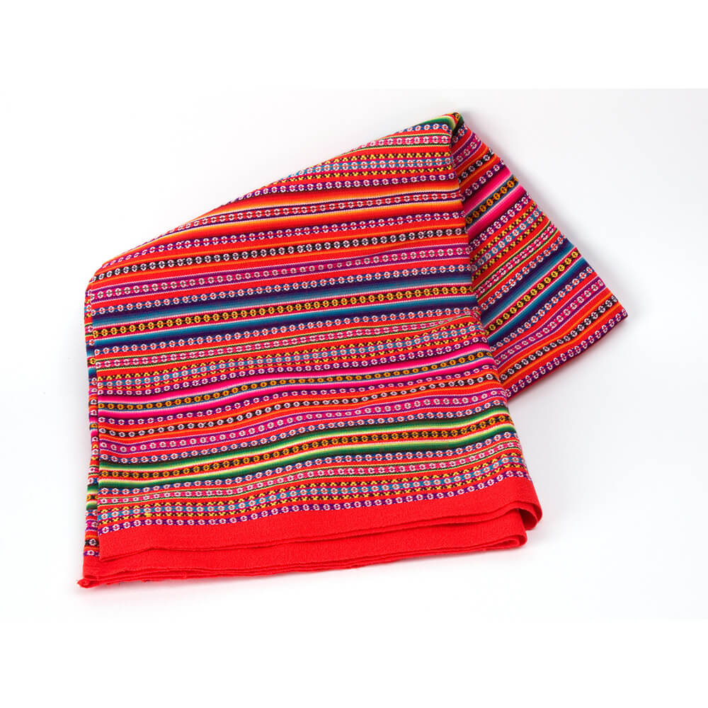Decke Aguayo aus Peru