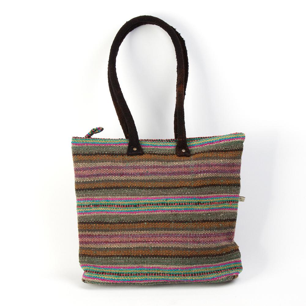 Handtasche aus Peru - Bolso Clasico
