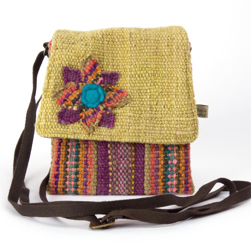 Kleine Kindergartentasche aus Peru