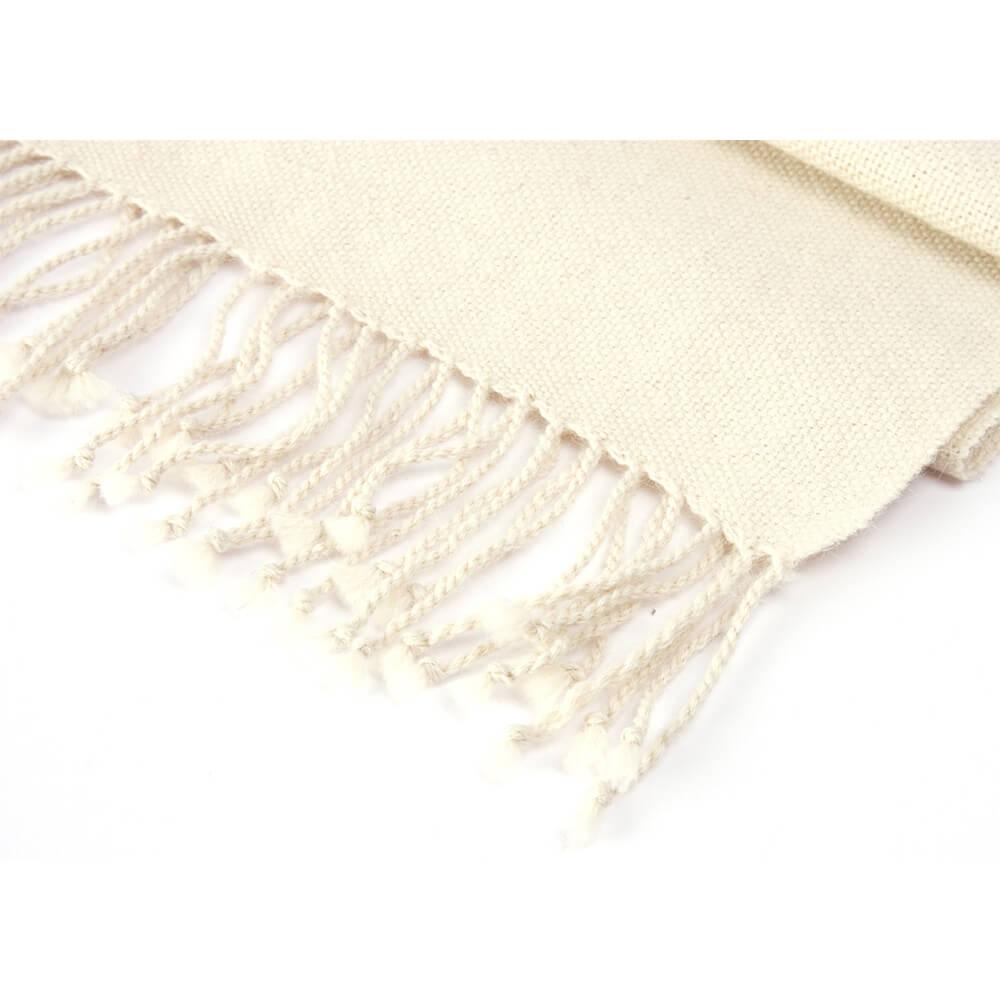Schal aus Alpaka Wolle